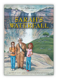 Sarah's Waterfall by Ellery Akers